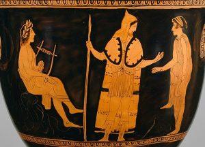 Orphée parmi les Thraces