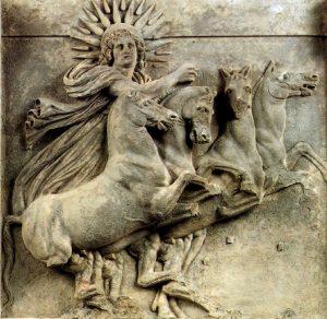 Hélios - Pergamon Museum